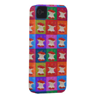 Apple Core Pop Art Case-Mate iPhone 4 Case