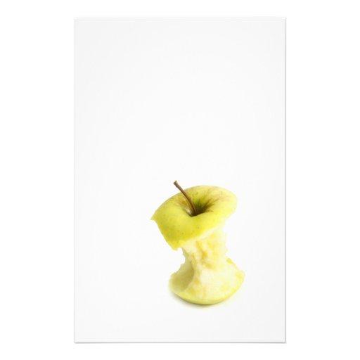 Apple core stationery