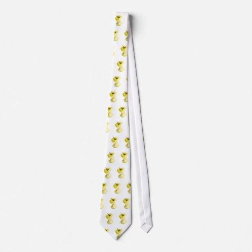 Apple core Tie