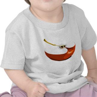 Apple corta la camiseta infantil