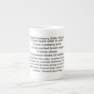 Apple Cranberry Cider Mug