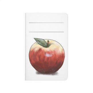 Apple crujiente cuaderno