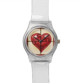 Apple crujiente reloj