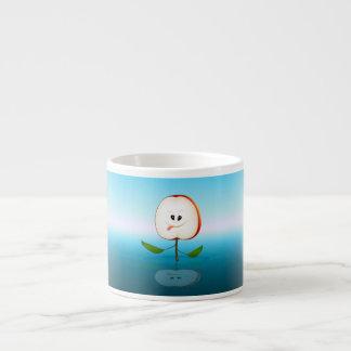 Apple Cut Espresso Cup