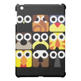 Apple Cutest Cases 008 : 9 friends iPad Mini Covers
