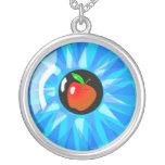 Apple de mi ojo collares personalizados