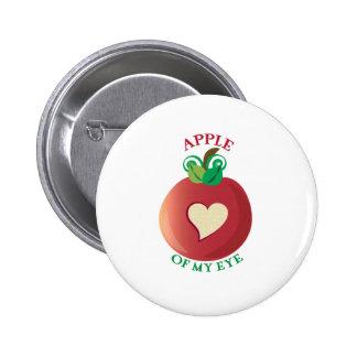 Apple de mi ojo pin