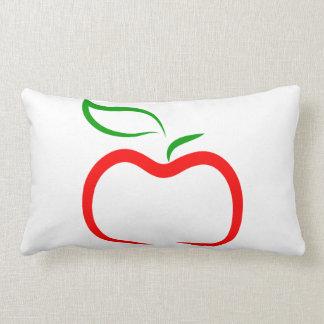 Apple decorativo cojín
