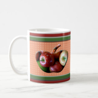 Apple Design Pattern Mug