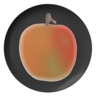 Apple Dinner Plate