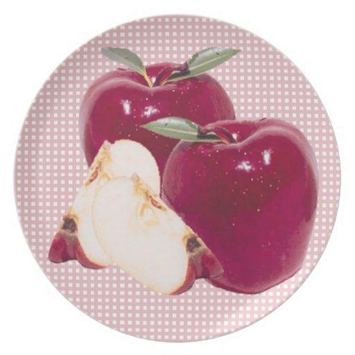 Apple diseña la placa plato para fiesta
