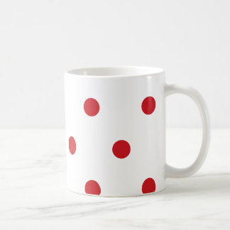 Apple Dots Coffee Mug