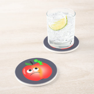Apple Drink Coaster