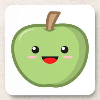 Apple Drink Coaster