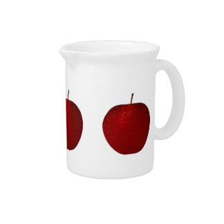 APPLE DRINK PITCHER