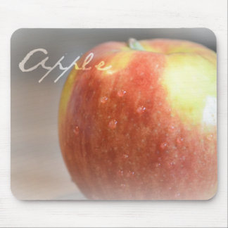 Apple dulce alfombrillas de raton