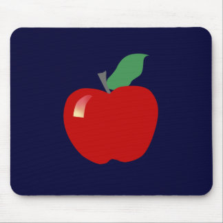Apple, educativo mousepad