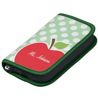 Apple en Celadon pone verde lunares Planificadores