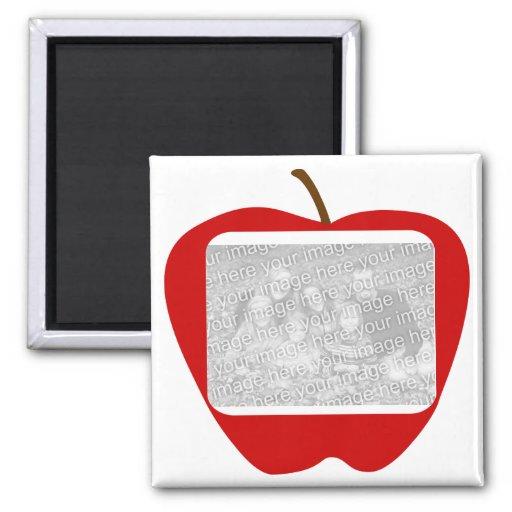 Apple enmarca el imán de la plantilla