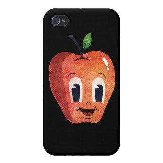 Apple feliz iPhone 4 coberturas