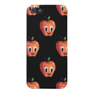 Apple feliz modela iPhone 5 carcasas