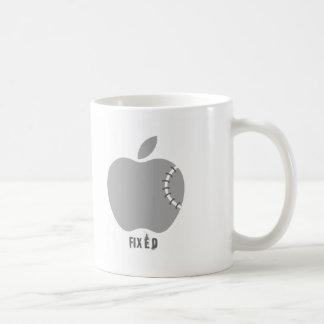 Apple fijo taza de café