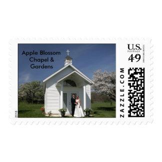 Apple florece capilla y los jardines envio