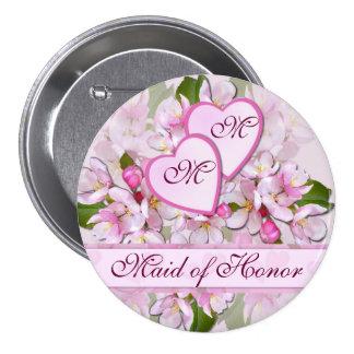 APPLE FLORECE criada del ~ del botón del honor