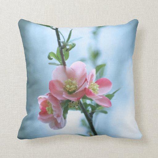 Apple florece #P0365 Cojín