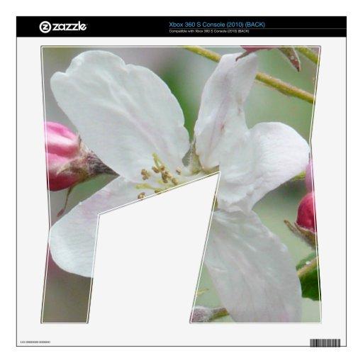 Apple florece xbox 360 s calcomanía