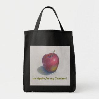 APPLE for my teacher Bag