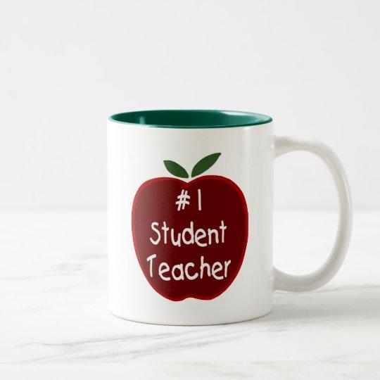 Apple For the Student Teacher Mug