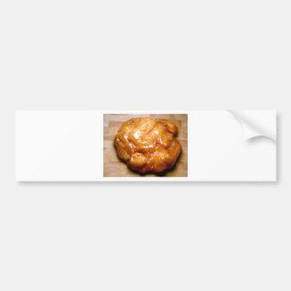 Apple Fritter Bumper Sticker