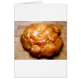 Apple Fritter Greeting Card
