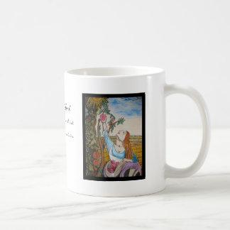 Apple Girl Classic White Coffee Mug