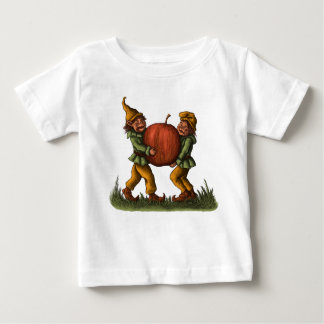 apple gnomes infant t-shirt