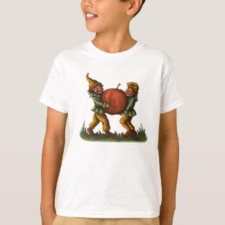 apple gnomes kids t-shirt