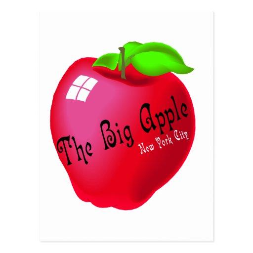 Apple grande postal