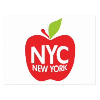 Apple grande verde NYC Postal