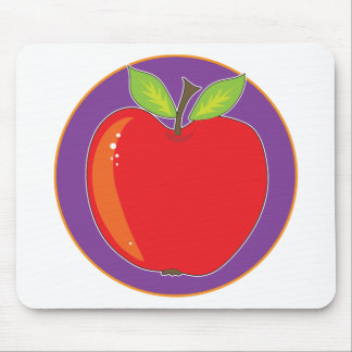 Apple Graphic Mouse Pad