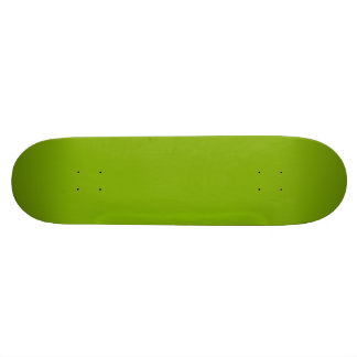 APPLE GREEN (a solid fruity color) ~ Skate Boards
