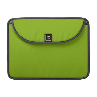 APPLE GREEN (a solid fruity color) ~ Sleeve For MacBooks