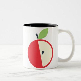 Apple guiña - la taza