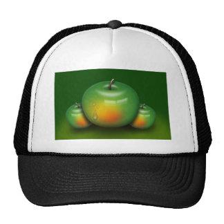 Apple Image Trucker Hat