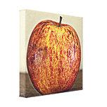 Apple Impresión En Lona Estirada