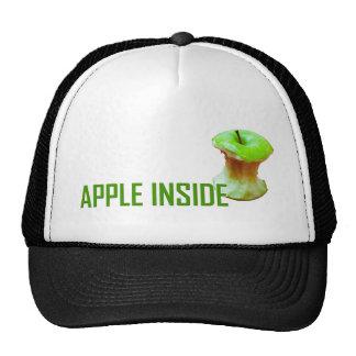 Apple Inside Trucker Hat
