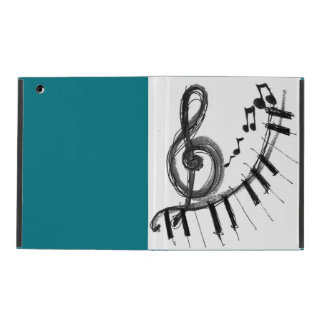 Apple iPad Music Note Case