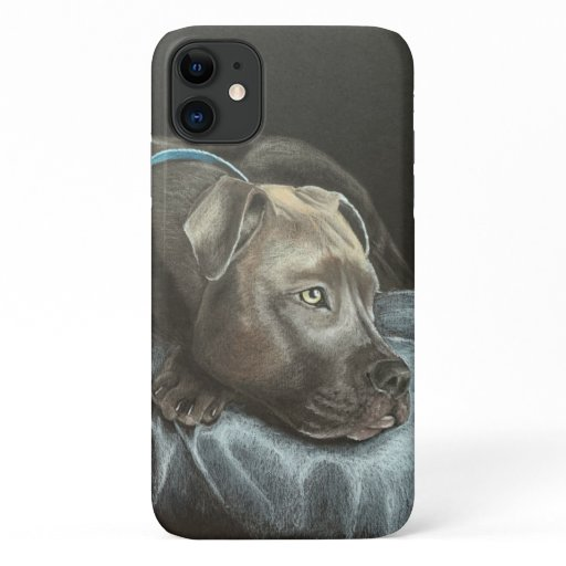 apple iphone 11 dog love iPhone 11 case