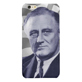Apple iPhone 6 Franklin D. Roosevelt Glossy iPhone 6 Plus Case