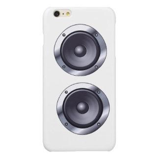 Apple iPhone 6 Speakers Glossy iPhone 6 Plus Case